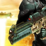 Futuristic Sci-Fi Laser Machine Guns, Flamethrowers & Heavy Duty Weapons Sound Effects Library