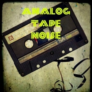 Analog Tape Noise Sound Pack 01 500x500