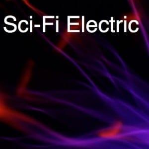 Sci-Fi Electric - Square