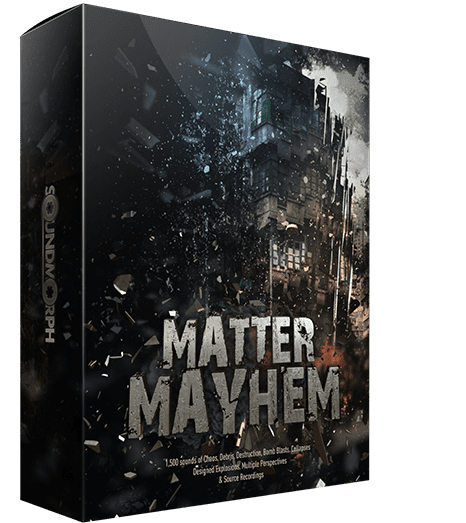 Matter Mayhem Box Art 2