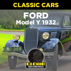 Ford Model y - Classic Car - Sound Effects