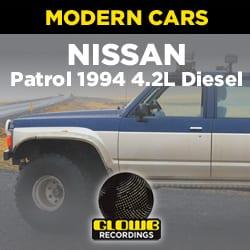 Nissan Patrol - Sound Effects