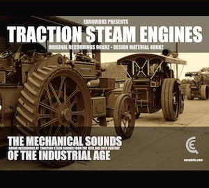Traction Steam Engines