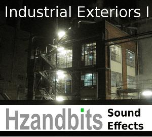 Industrial Exteriors I_sonniss