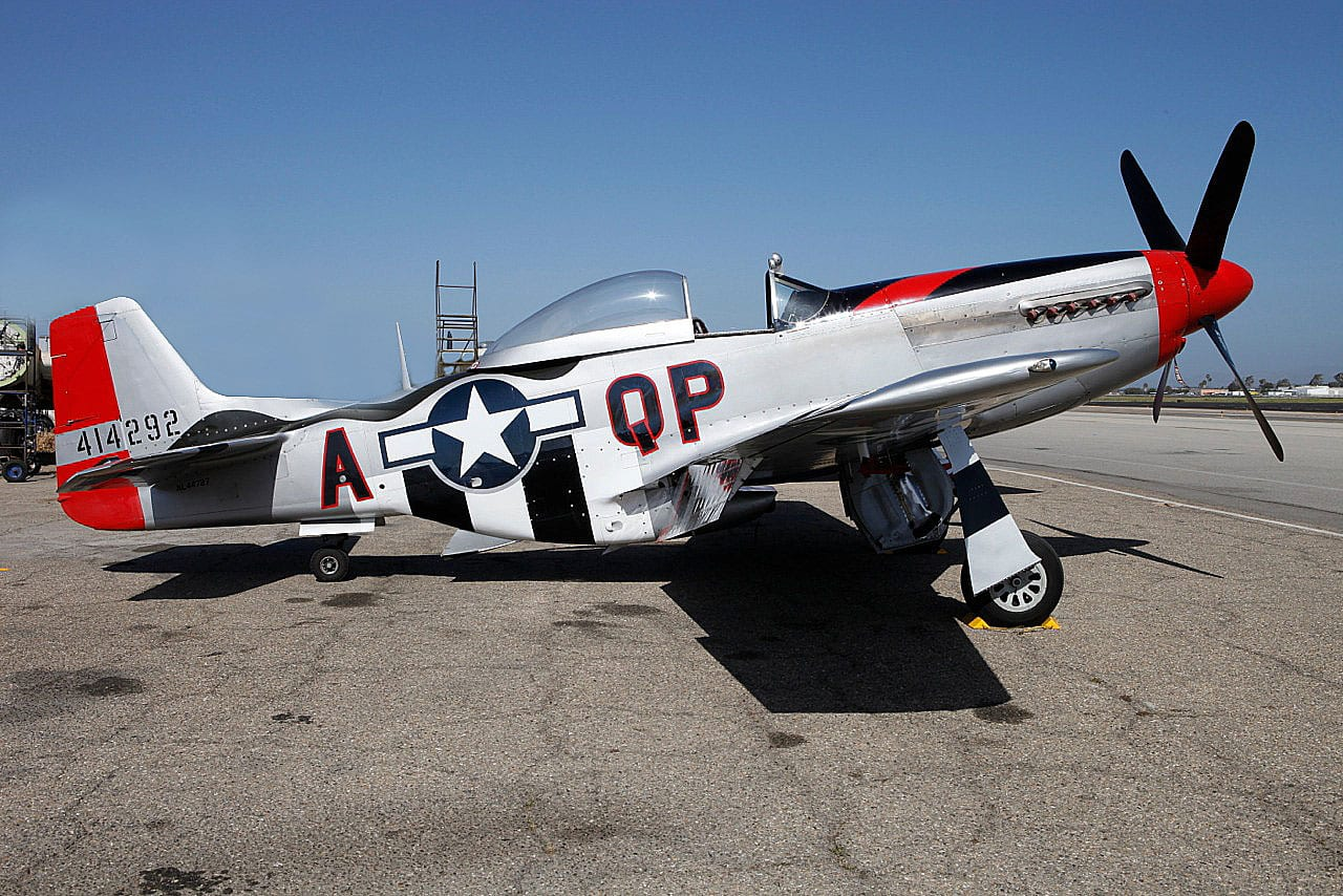 the need for and the effects of the p 51 mustang The other feature was a new radiator design that exploited the meredith effect,  the p-51 mustang was a solution to the need for an effective bomber escort it.